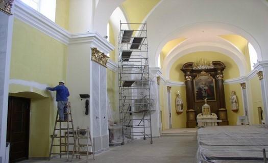 Rekonstrukce rodinných domů i jiných objektů