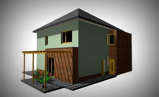 Výstavba úsporných domů s vysokou tepelnou ochranou, FAINSTAV, s.r.o.
