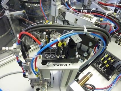 Sklad  elektroinstalačního materiálu