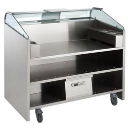 GASTROART CZ, spol. s r.o. Praha, Front cooking - Libero Line, vozíky pro vaření pře zákazníky