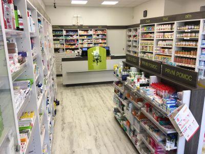 Lékárna Suchdol nad Lužnicí - bezlepkový sortiment Schär