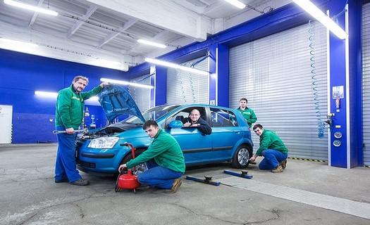 Pneuservis a autoservis pro osobní, dodávkové a nákladní vozy, prodej pneu, opravy, servis