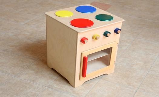 Dřevěné hračky na zakázku, propracovaný dětský nábytek a zařízení do MŠ a jeslí, výroba
