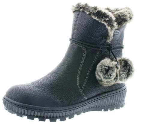 Dámská zimní obuv Rieker za akční ceny