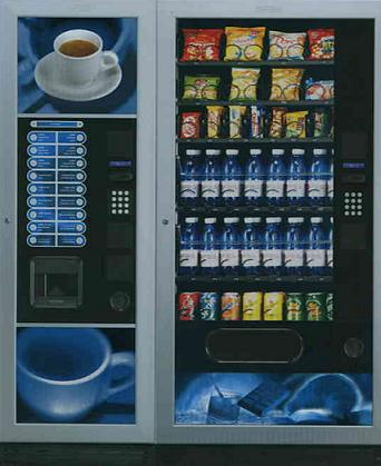 Nápojové automaty Nový Jičín