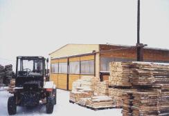 Pila, pilařská výroba, stavební, stolařské řezivo Opava