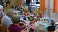 Domov důchodců Ústí nad Orlicí, ubytování seniorů