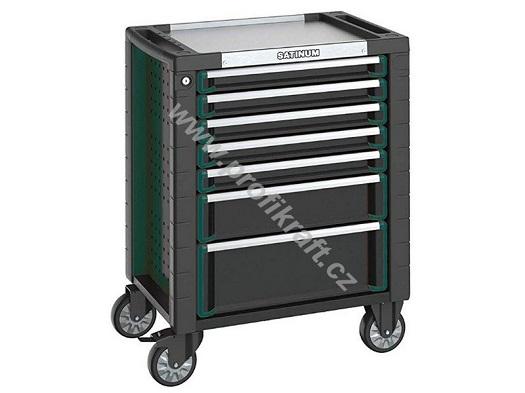 Dílenské vozíky pro autoservisy, pneuservisy