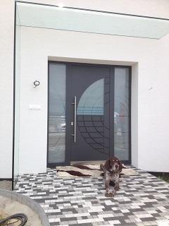 ideální vstupní dveře s vynikajícími tepelně-izolačními vlastnostmi i pro pasivní domy