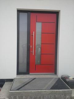 Vhodné vstupní dveře pro pasivní domy