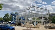 Ocelové konstrukce, montáž atypických ocelových konstrukcí, Liberec