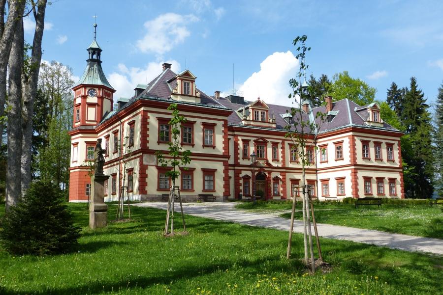 Město Jilemnice, brána do Krkonošského Národního parku