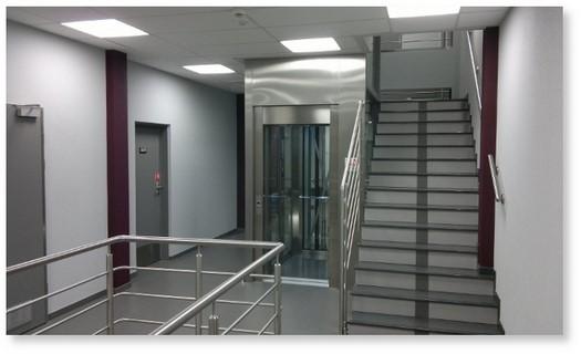 Osobní, nákladní i lůžkové výtahy pro nové i stávající budovy, odborná montáž, servis