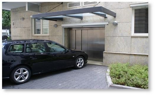 Odborná montáž, servis výtahů, GMV Martini CZ, s.r.o.