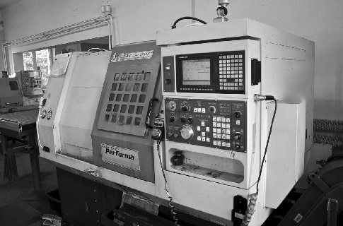 CNC soustruh Akira Seiki SL25 - CNC-MORAVIA s.r.o. Prostějov