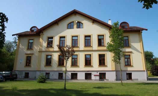 Dětské centrum s psychosociální a zdravotní péčí Jihlava, fyzioterapeutickou ambulancí