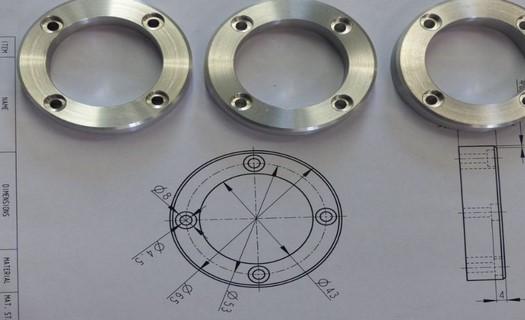 Kovoobrábění, CNC frézování, soustružení a svařování, výroba konstrukcí, Česká Lípa
