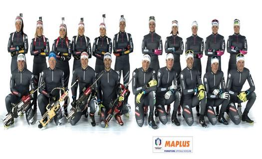 Stoupací i speciální vosky, BRIKO - MAPLUS Ski Wax Ivana Fousková
