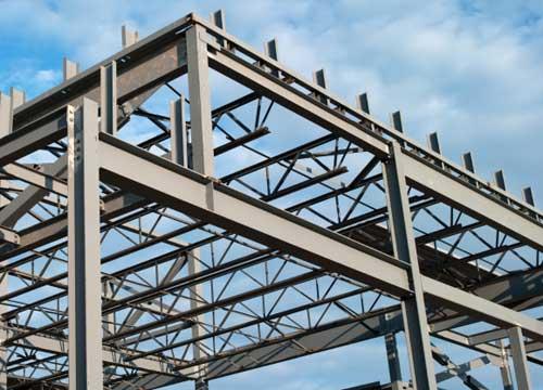 Steelmont - konstrukce s.r.o. Přerov, ocelové konstrukce hal, mostů, schodišť