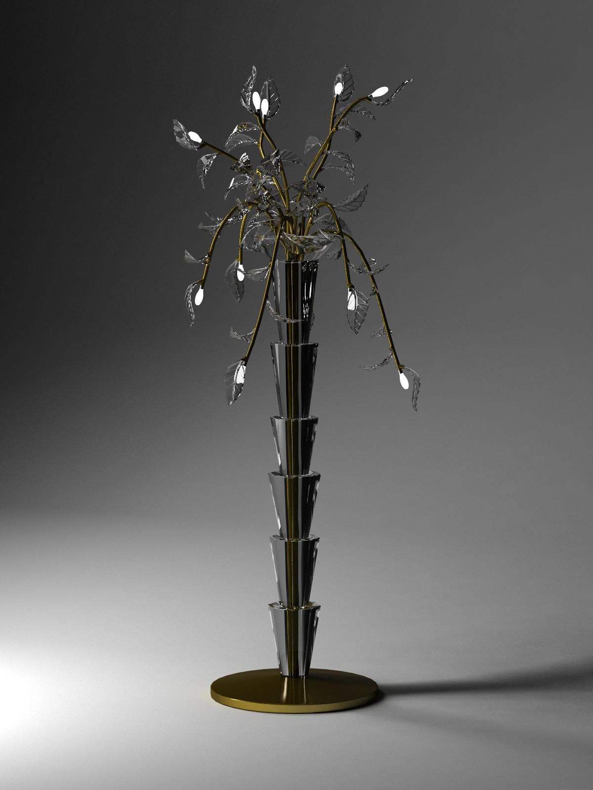 Martin Štefánek Desná, zhotovení světelnýc pbjektů, lustrů, lamp, umělecké sklářství