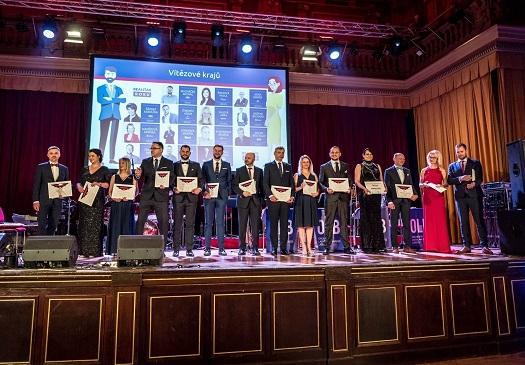 Vyhlášení vítěze prestižní soutěže Realiťák roku