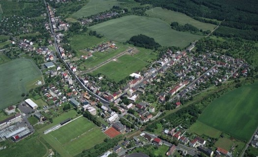 Město Lom, vyhledávaná lokalita pro stavbu rodinných domů s mnoha kulturními památkami