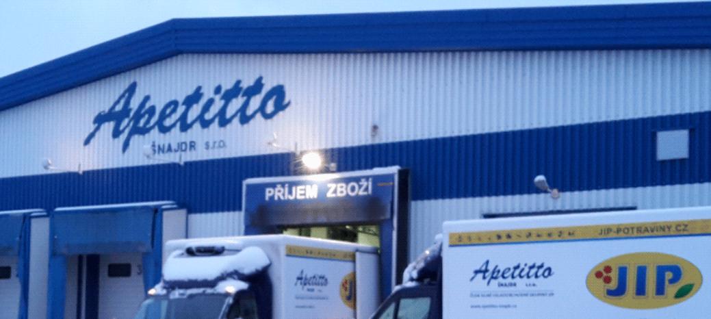 Velkoobchod a zásobování s potravinami, západní Čechy a Praha