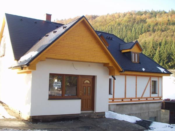 MAKOMA stavební firma s.r.o. Duchcov, výstavba rodinných domů a průmyslových objektů