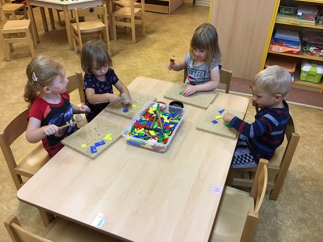 Mateřská škola Třebíč, rozvoj motoriky, kulturní a sportovní vyžití