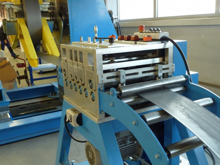 Company PMX s.r.o. Karviná, tvářecí stroje výroba a konstrukce
