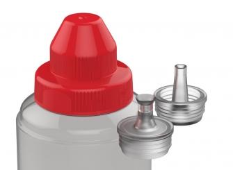 Dávkovací systémy, uzávěry a tlakové obaly pro potraviny i kosmetiku