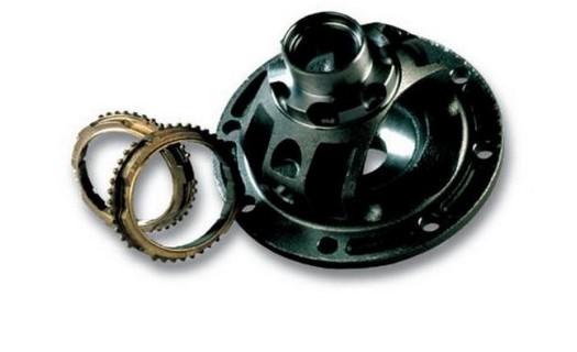 Komponenty pro automobilový průmysl, výroba odlitků, turbodmychadel i čelních vozíků