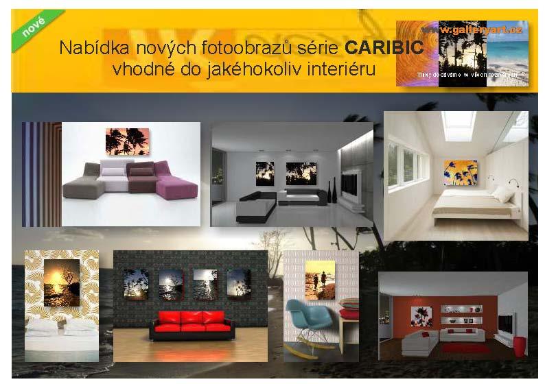 Vybavení interiéru - obrazy, design interiéru.