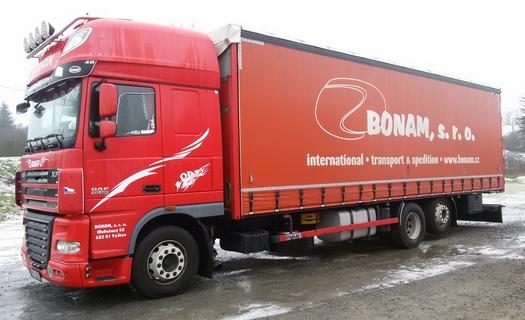 Mezinárodní a vnitrostátní nákladní autodoprava