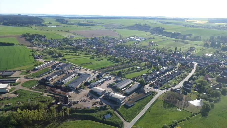 Městys Stará Říše je součástí Česko-moravské subprovincie