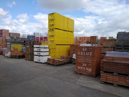 Kompletní stavební sortiment pro malé i velké stavby Nymburk