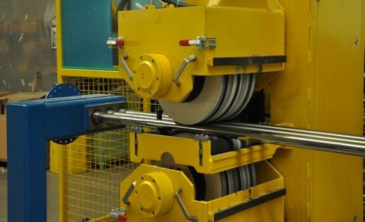 Stroje a zařízení ke zpracování trubek a tyčí