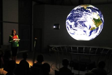 Globální oteplování a změna klimatu - osvětový program pro žáky ZŠ a SŠ