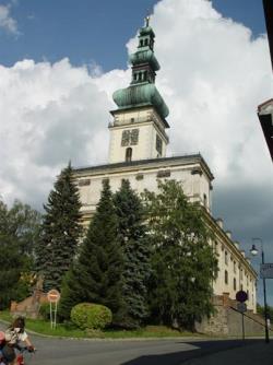 Historické město roku 2006 Město Polná se čtyřmi kostely