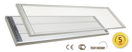 Prodej a instalace infratopení PION do bytů, rodinných domů, kancelářských a komerčních prostor