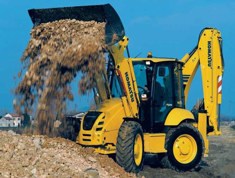 Nákladní autodoprava, zemní a demoliční práce