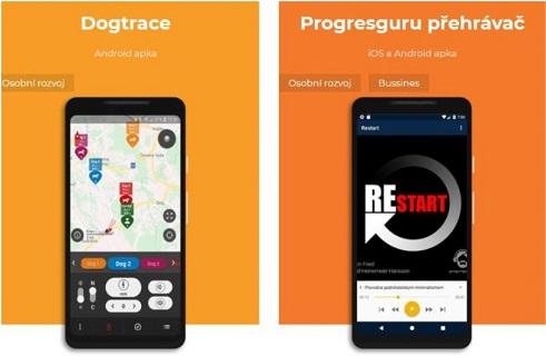 Tvorba, výroba a vývoj mobilní aplikace - rady, tipy, poradenství