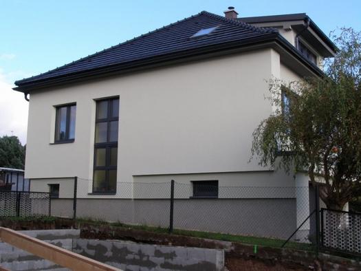 Rodinné domy na klíč Semily