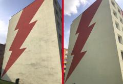 Jak se zbavit plísně a řas z fasády