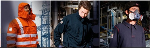 Pracovní oděvy vhodné do prostředí s nebezpečím výbuchu a ohrožením života – kyselinovzdorné a nehořlavé