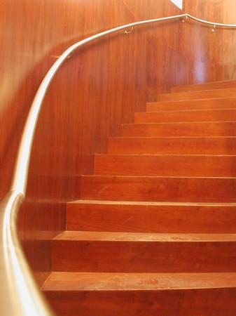 DALEX TRADE s.r.o., oprava schodišť v zámcích