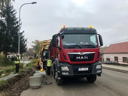 Opravy a rekonstrukce dopravních staveb Ivančice, Rosice, Brno-venkov