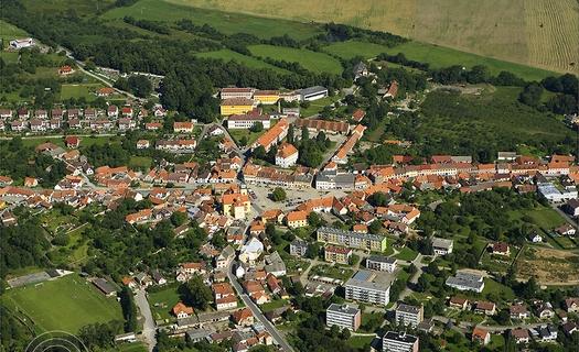 Město Vlachovo Březí s městskou památkovou zónou, Jihočeský kraj