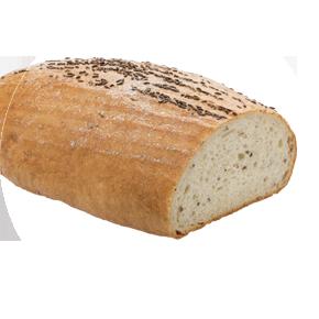 Pekárna - široký sortiment chlebů, slaného pečiva