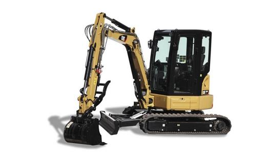 Komplexní nabídka stavebních a silničních strojů Cat® včetně příslušenství